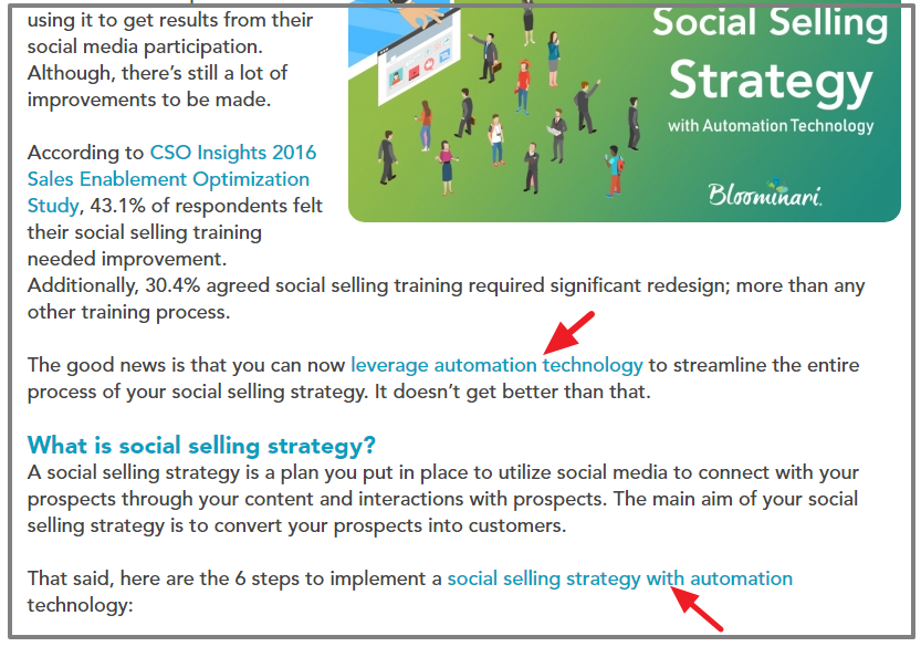 Social Selling Strategy