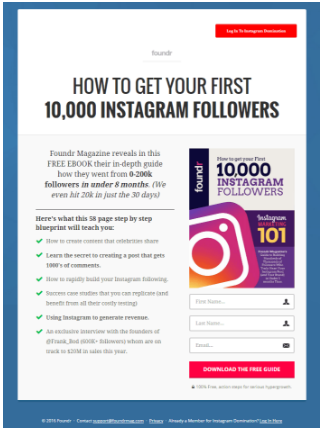How to have IG followers