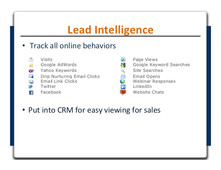 Lead Intelligence