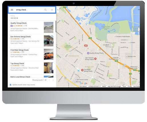 Guide to Local Search & Maps Ads