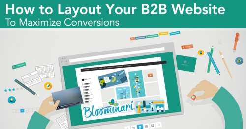 B2B Website  to Maximize Conversions