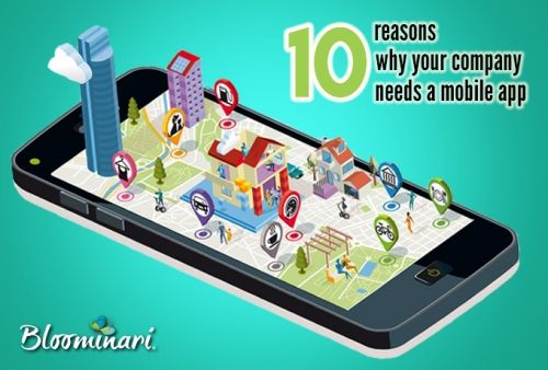 10 Reasons Why Your Company Needs a Mobile App
