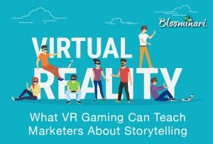 What VR Gaming Can Teach Marketers About Storytelling