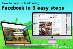 How to Capture Leads Using Facebook in 3 Easy Steps