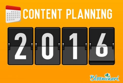 How to Plan Your Content Calendar for 2016