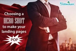 Choosing a Hero Shot to Make Your Landing Pages Pop