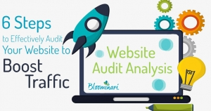 Website Audit Analysis: 6 Steps to Effectively Audit Your Website to Boost Traffic