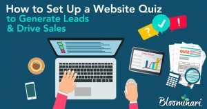 How to Set Up a Website Quiz to Generate Leads and Drive Sales