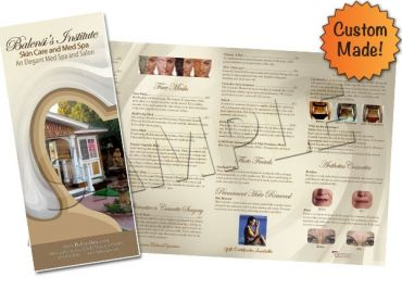 Small Trifold Brochure