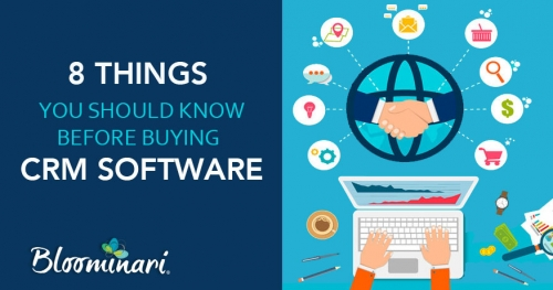 8 Things You Should Know Before Buying CRM Software